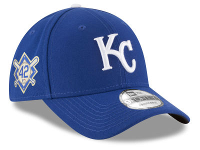 Kansas City Royals Jackie Robinson MLB 2018 9FORTY Cap