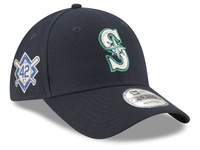 Seattle Mariners Jackie Robinson MLB 2018 9FORTY Cap