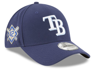 Tampa Bay Rays Jackie Robinson MLB 2018 9FORTY Cap
