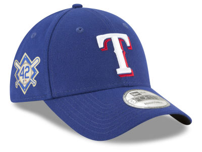 Texas Rangers Jackie Robinson MLB 2018 9FORTY Cap