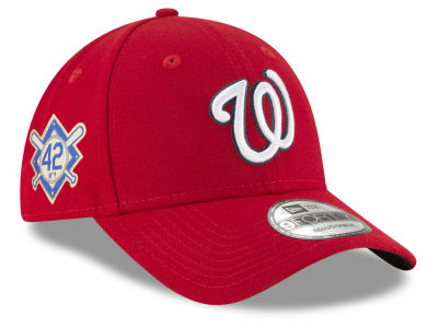 Washington Nationals Jackie Robinson MLB 2018 9FORTY Cap