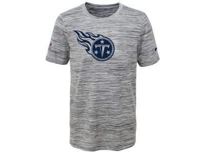 Tennessee Titans Nike NFL Youth Velocity Legend Travel T-Shirt