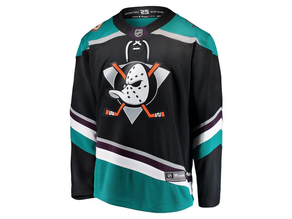 439d09383 Anaheim Ducks NHL Branded NHL Men s Breakaway Jersey