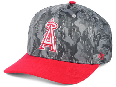 Los Angeles Angels '47 MLB Smokelin Alternate '47 MVP Cap