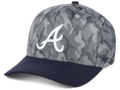 Atlanta Braves '47 MLB Smokelin Alternate '47 MVP Cap