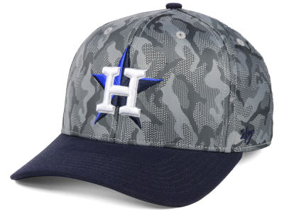 Houston Astros '47 MLB Smokelin Alternate '47 MVP Cap