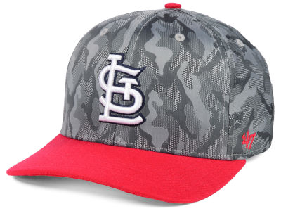 St. Louis Cardinals '47 MLB Smokelin Alternate '47 MVP Cap