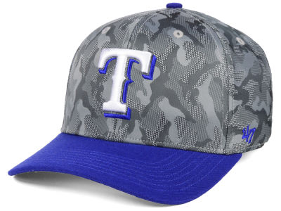 Texas Rangers '47 MLB Smokelin Alternate '47 MVP Cap