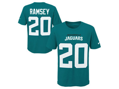 Jacksonville Jaguars Jalen Ramsey Nike NFL Youth Pride Name and Number 3.0 T-Shirt