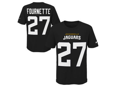 Jacksonville Jaguars Leonard Fournette Nike NFL Youth Pride Name and Number 3.0 T-Shirt