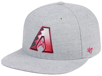 Arizona Diamondbacks '47 MLB Falton Snapback Cap