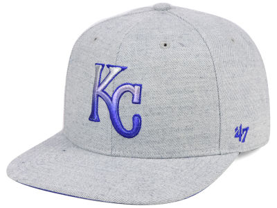 Kansas City Royals '47 MLB Falton Snapback Cap