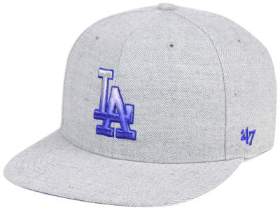 Los Angeles Dodgers '47 MLB Falton Snapback Cap