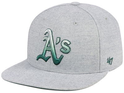 Oakland Athletics '47 MLB Falton Snapback Cap