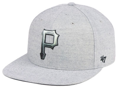 Pittsburgh Pirates '47 MLB Falton Snapback Cap