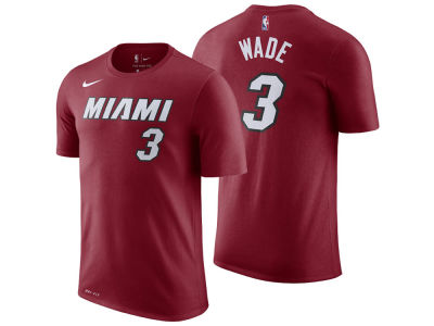 Miami Heat Dwyane Wade Nike NBA Men's Statement Player T-shirt
