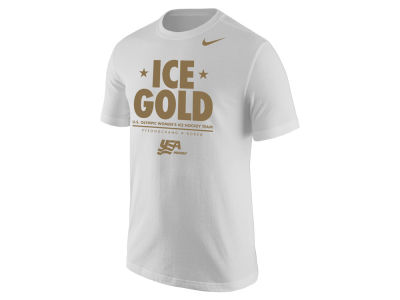 Nike Olympic Men's Ice Gold T-Shirt