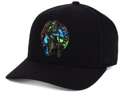 Boston Celtics '47 NBA Camfill Neon Cap