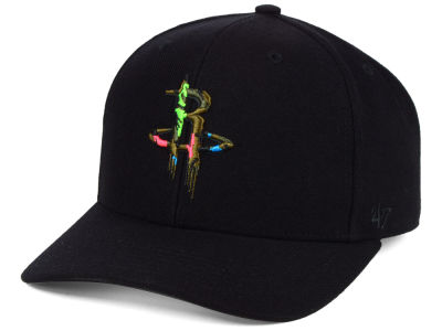 Houston Rockets '47 NBA Camfill Neon Cap