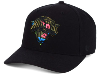 New York Knicks '47 NBA Camfill Neon Cap