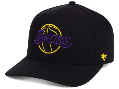 Los Angeles Lakers '47 NBA After Glow Cap