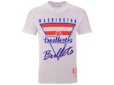 Washington Bullets Mitchell & Ness NBA Men's Final Seconds T-shirt