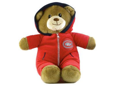 Montreal Canadiens Jumpsuit Bear - 8""