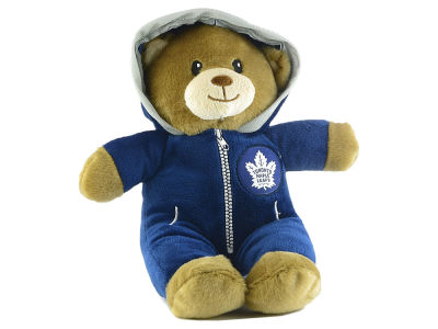 Toronto Maple Leafs Jumpsuit Bear - 8""