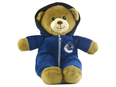 Vancouver Canucks Jumpsuit Bear - 8""