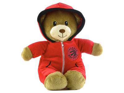 Toronto Raptors Jumpsuit Bear - 8""