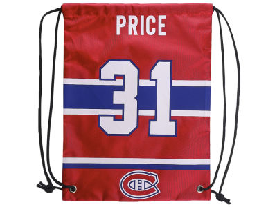 Montreal Canadiens Carey Price Player Drawstring Bag