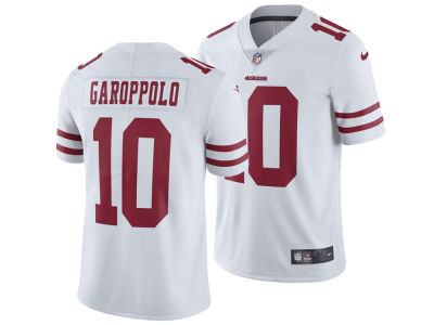 San Francisco 49ers Jimmy Garoppolo Nike NFL Men's Vapor Untouchable Limited Jersey