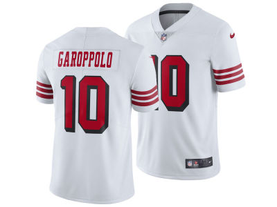 San Francisco 49ers Jimmy Garoppolo Nike NFL Men's Limited Color Rush Jersey