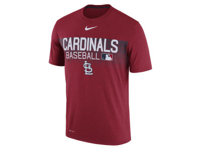 St. Louis Cardinals Nike MLB Men's Authentic Legend Team Issue T-shirt
