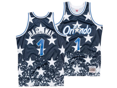 Orlando Magic Penny Hardaway Mitchell & Ness NBA Men's The 4th Swingman Jersey
