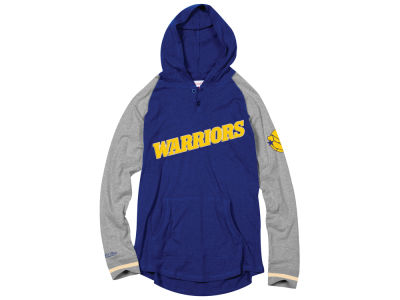 Golden State Warriors Mitchell & Ness NBA Men's SlugFest Hoodie