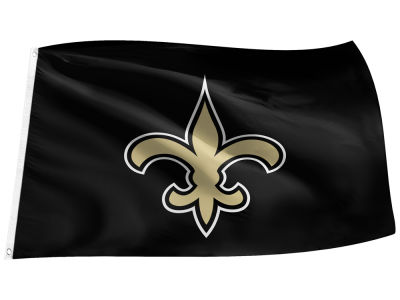 New Orleans Saints Flag - 3' X 5'