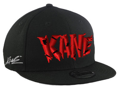 Kane WWE WWE Custom 9FIFTY Snapback Cap