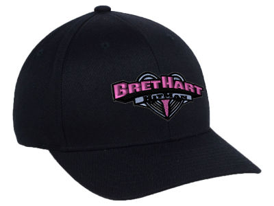 Bret Hart WWE Home Run Cap