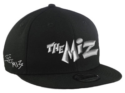 The Miz WWE WWE Custom 9FIFTY Snapback Cap