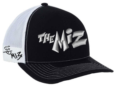 The Miz WWE Custom Trucker Cap