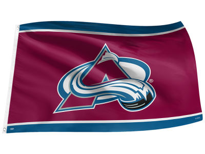 Colorado Avalanche Flag - 3' X 5'