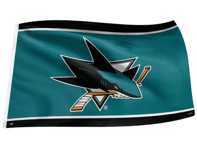 San Jose Sharks Flag - 3' X 5'