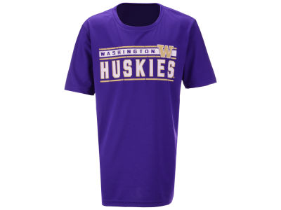 Washington Huskies Outerstuff NCAA Kids Re-Generation T-Shirt