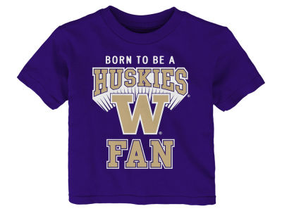 Washington Huskies Outerstuff NCAA Toddler Born Fan T-Shirt
