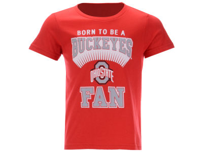 Ohio State Buckeyes Outerstuff NCAA Toddler Born Fan T-Shirt