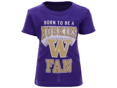 Washington Huskies Outerstuff NCAA Infant Born Fan T-Shirt