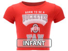 Ohio State Buckeyes Outerstuff NCAA Infant Born Fan T-Shirt Infant Apparel