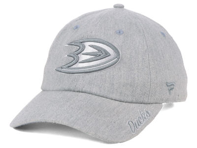 Anaheim Ducks NHL Women's Lux Fundamental Adjustable Cap