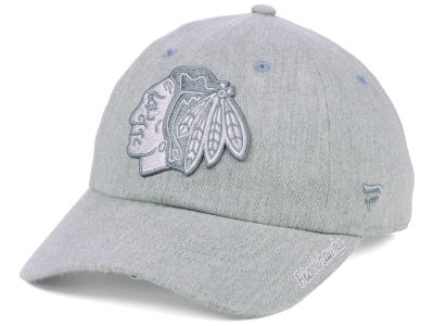 Chicago Blackhawks NHL NHL Women's Lux Fundamental Adjustable Cap